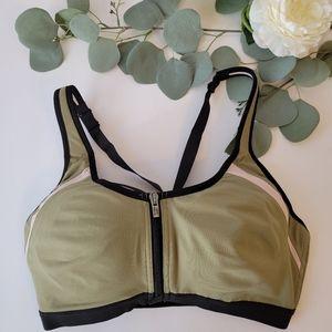 VSX Knockout front-close sports bra